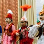 Бала уату — балалар әндері