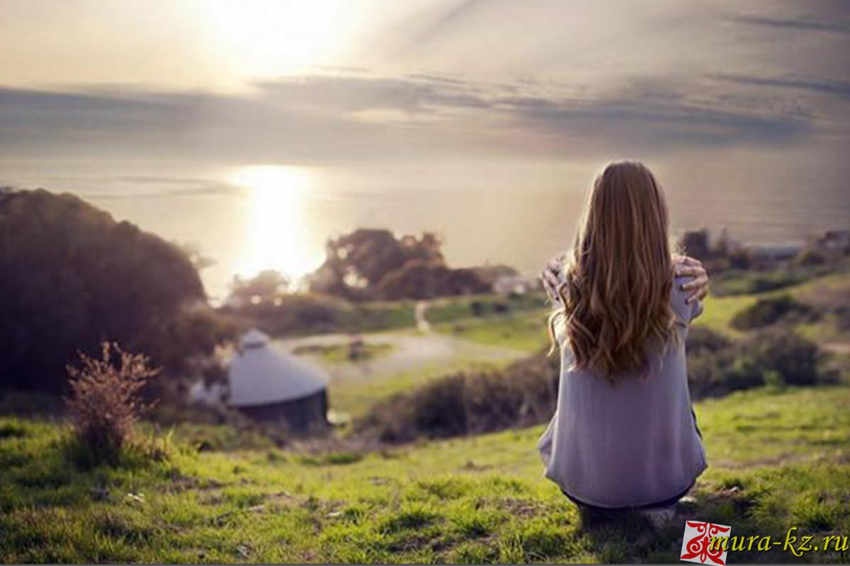 Мақал-мәтелдер - Пословицы: Жалғыздық туралы - Об одиночестве