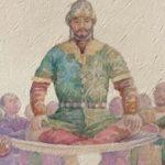 Жеті өнерпаз — Казахские сказки