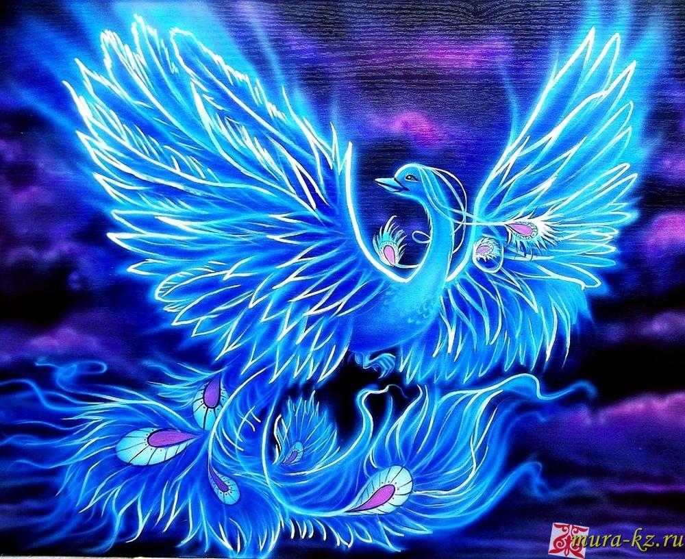Бақыт құсы - Птица счастья или Синяя птица