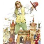Гулливердің саяхаты — Путешествия Гулливера (Адаптированная сказка Джонатан Свифта)