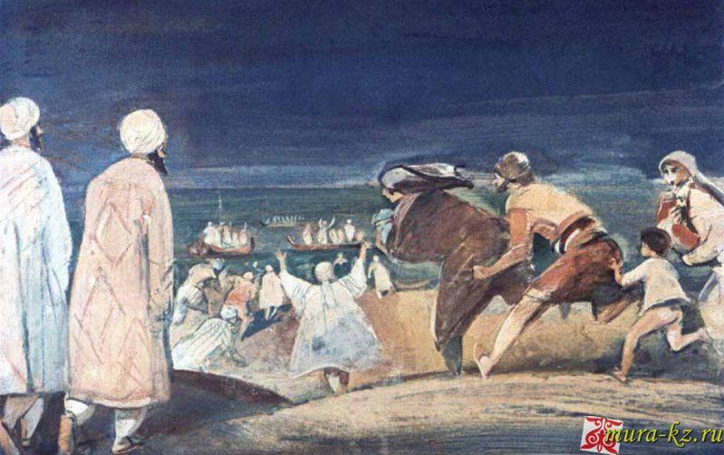 Теңізші Синдбад - Синдбад-Мореход
