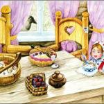 Үш аю — Три медведя — сказка на казахском языке