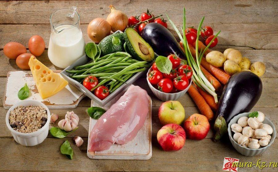 Загадки на казахском языке про продукты питания