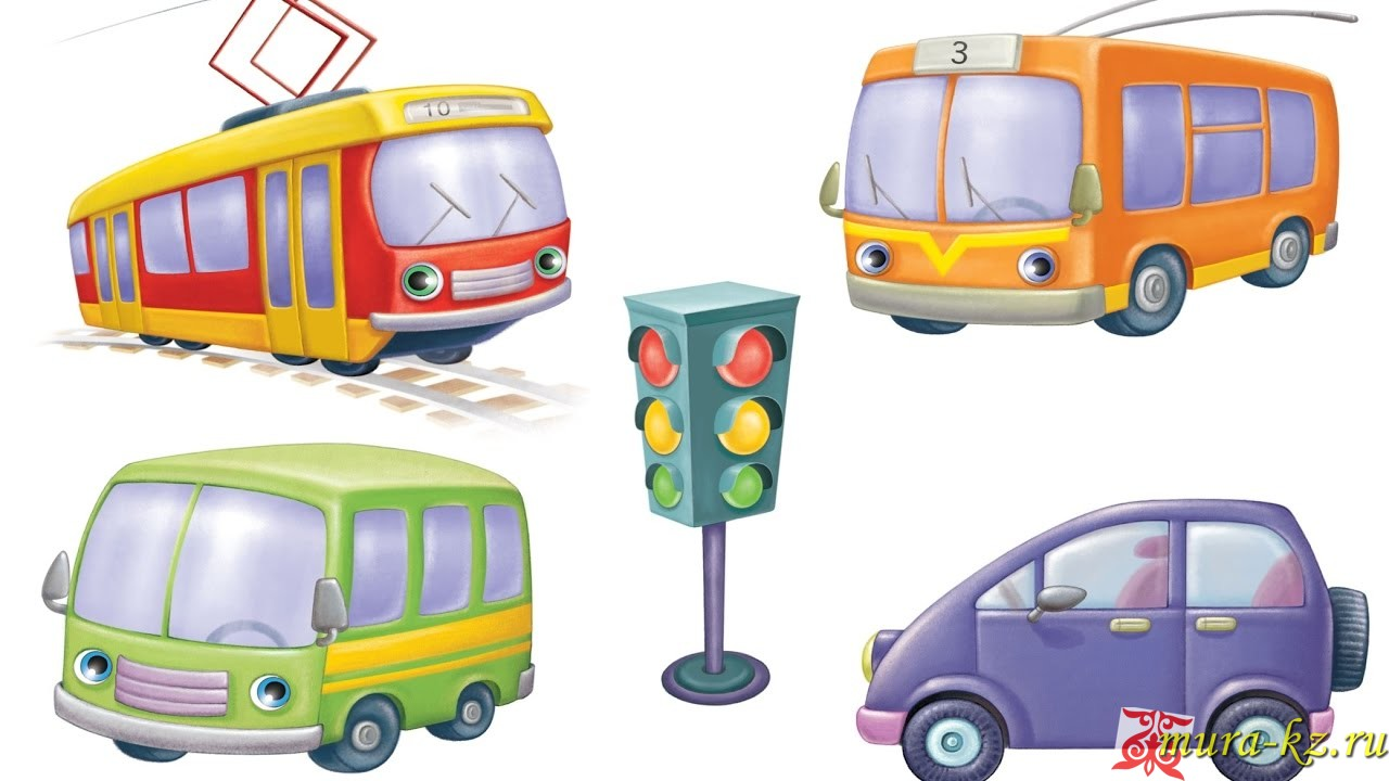 Загадки на казахском языке про транспорт