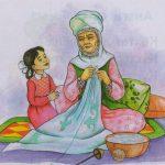 Құттықтау, тiлектер: Анаға, әжеге — маме, бабушке