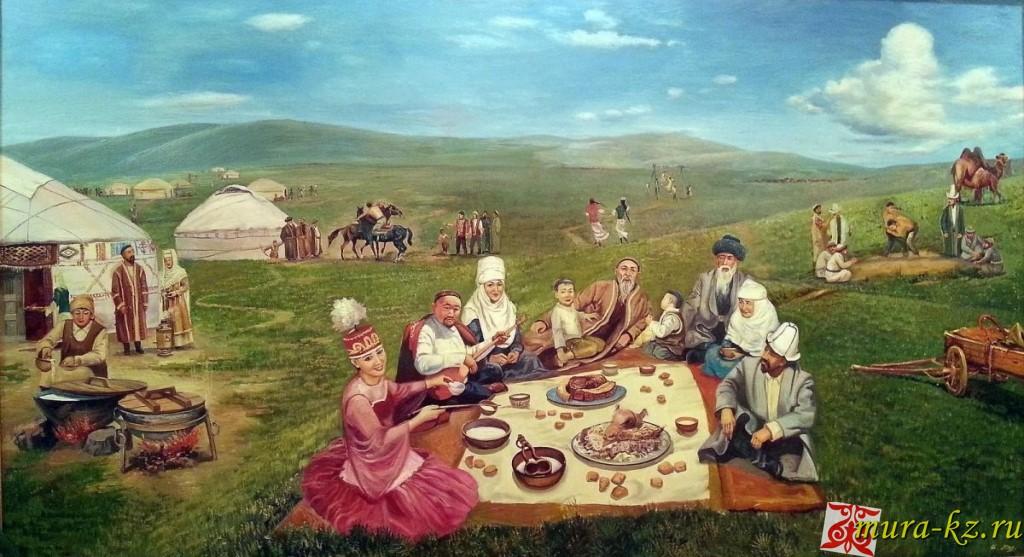 Қазақ қалпы - Ахмет Байтұрсынов