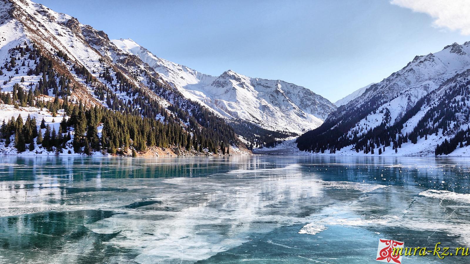 Стихотворения о зиме на казахском языке