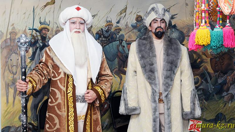 Әділ билік - Тайыр Жомартбаев