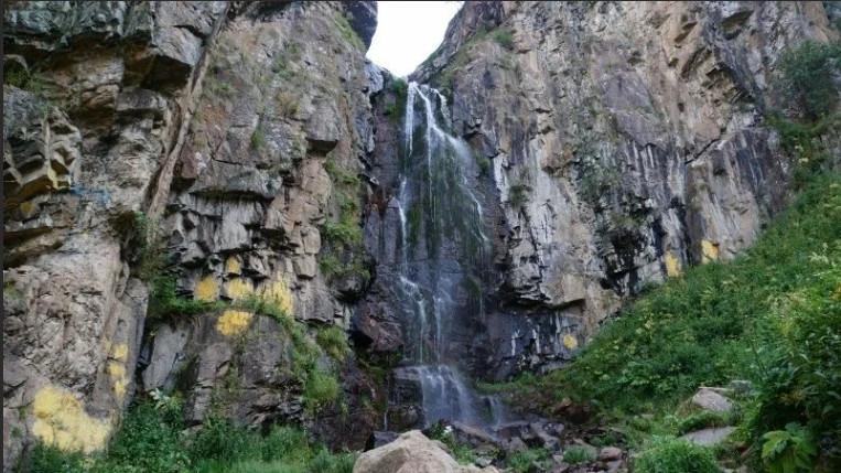 Экскурсия Тургеньские водопады